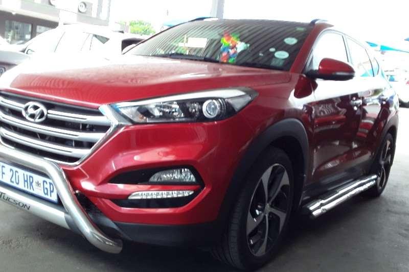 2016 Hyundai Tucson 1.6TGDi Executive