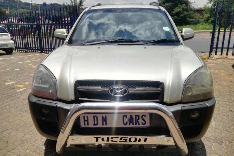 2007 Hyundai Tucson 2.0 CRDi 4x4