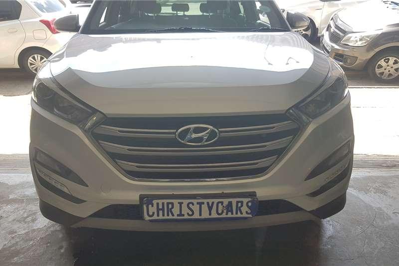 2017 Hyundai Tucson 2.0 Elite auto