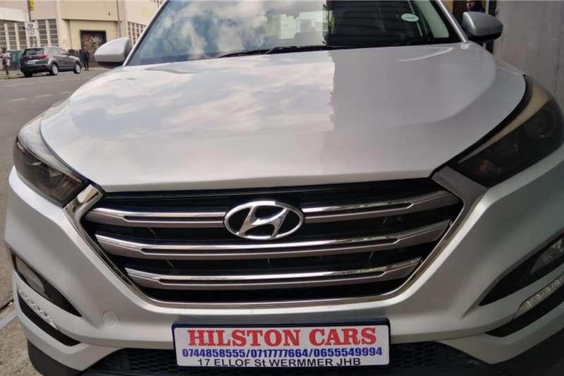 2016 Hyundai Tucson 2.0 Elite auto