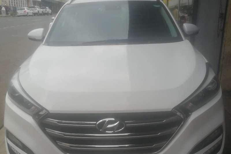 2018 Hyundai Tucson 1.7CRDi Executive