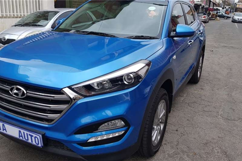 2016 Hyundai Tucson 1.6TGDi Executive