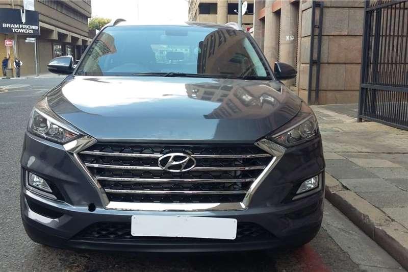 2020 Hyundai Tucson 2.0 GLS