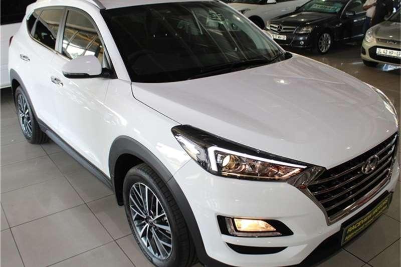 2020 Hyundai Tucson TUCSON 2.0 EXECUTIVE A/T