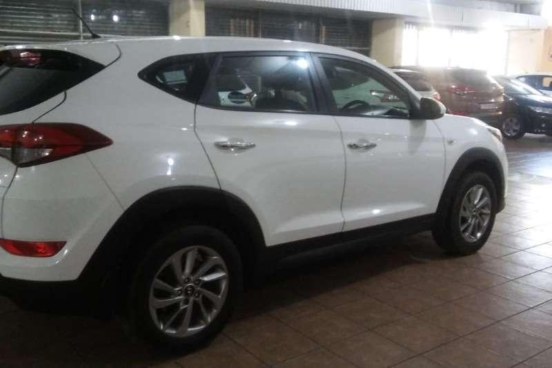 2015 Hyundai Tucson 2.0 Premium