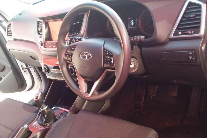 2018 Hyundai Tucson 2.0 Premium