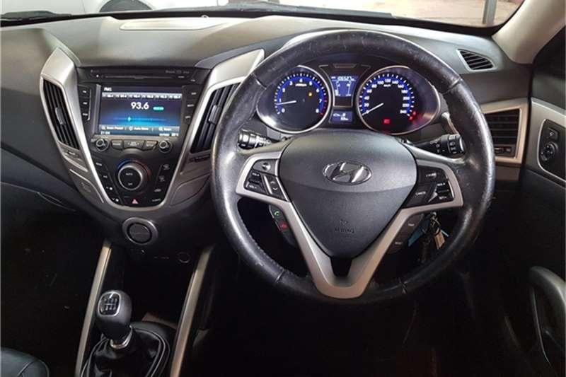 Hyundai Veloster 1.6 Executive 2013