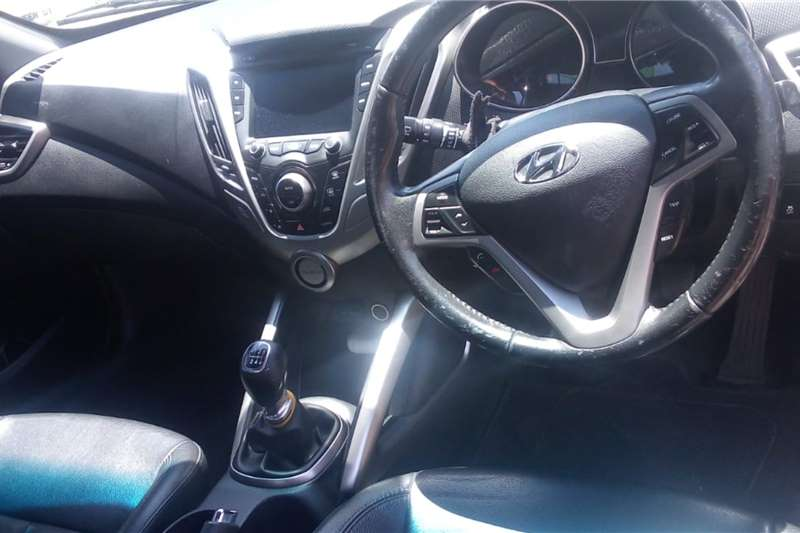 Hyundai Veloster 1.6 Executive 2013