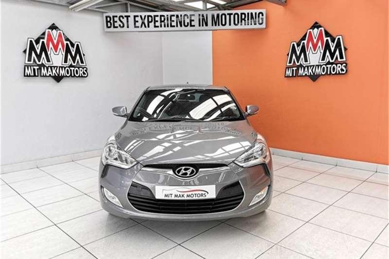 2013 Hyundai Veloster Veloster 1.6 Executive