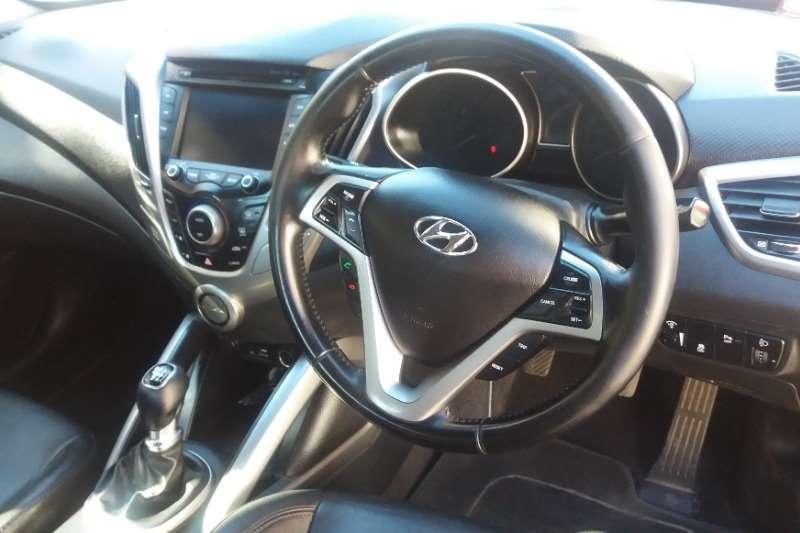 2014 Hyundai Veloster Veloster 1.6 Executive