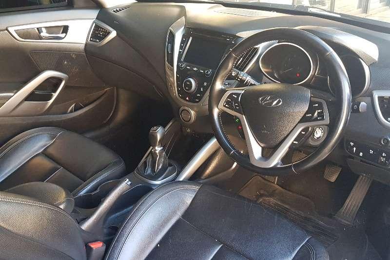 Hyundai Veloster 1.6 Executive 2015