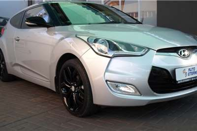 Hyundai Veloster 1.6 Executive 2015
