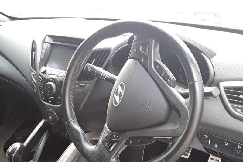 2015 Hyundai Veloster Veloster 1.6 Executive