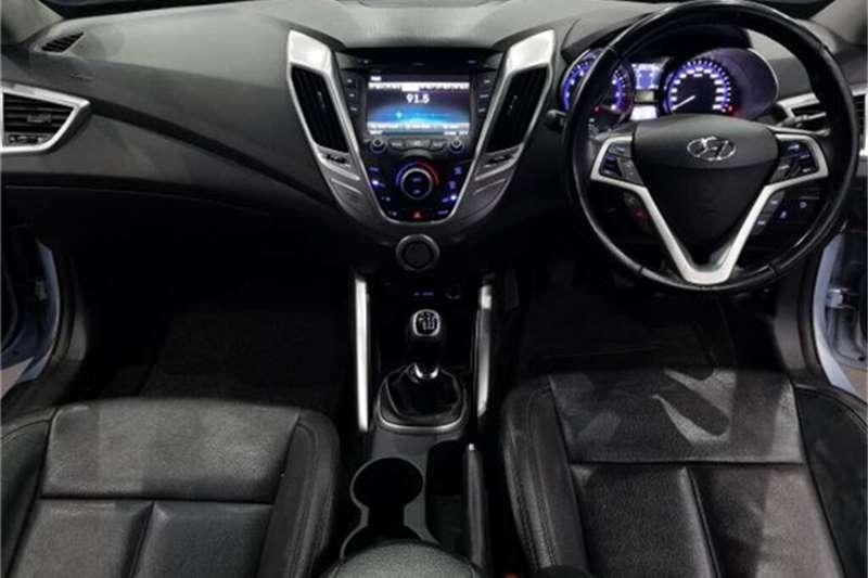 Hyundai Veloster 1.6 Executive 2016