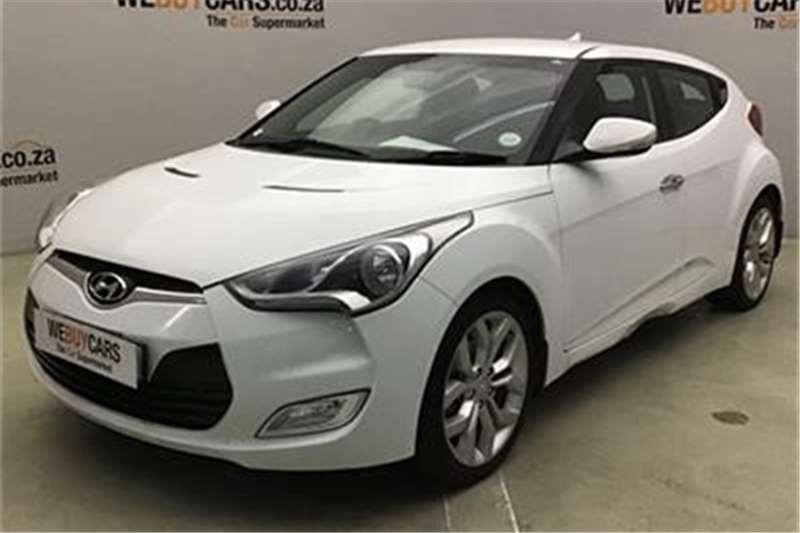 Hyundai Veloster 1.6 Executive auto 2013