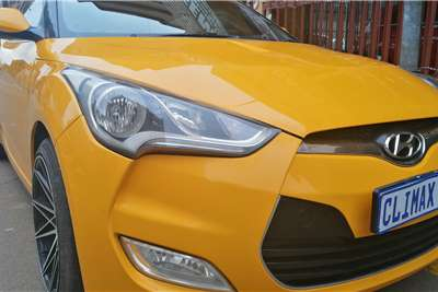 Used 2013 Hyundai Veloster 1.6 Executive auto