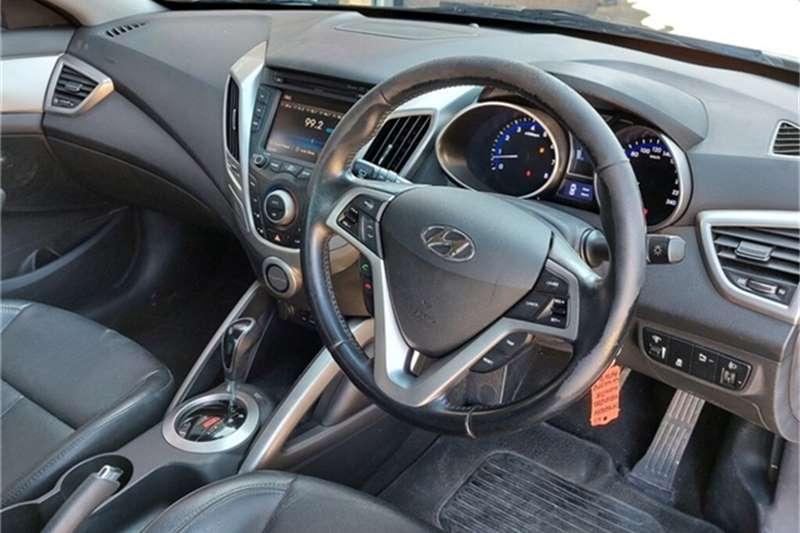 2013 Hyundai Veloster Veloster 1.6 Executive auto