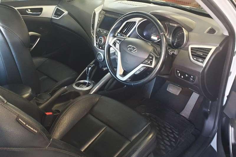 Hyundai Veloster 1.6 Executive auto 2015