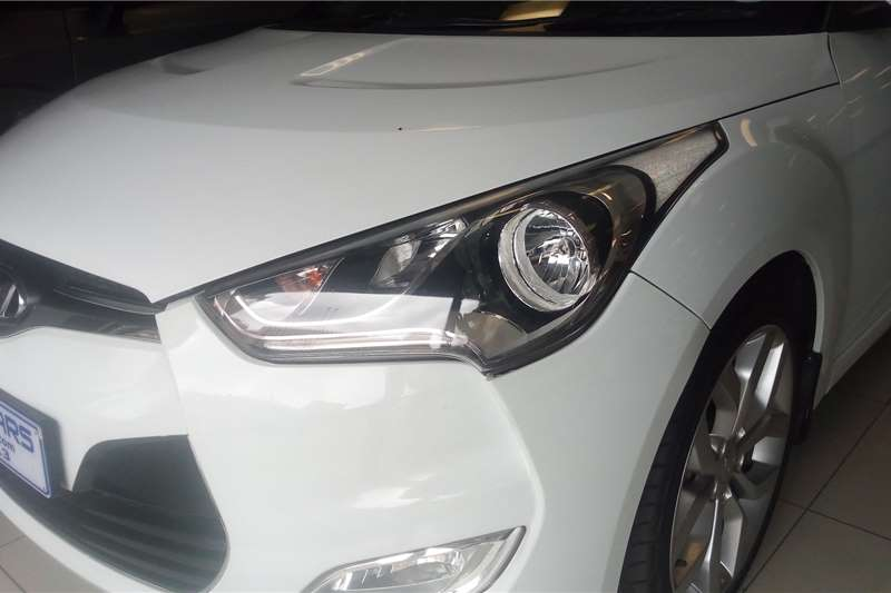2015 Hyundai Veloster 1.6 Executive auto