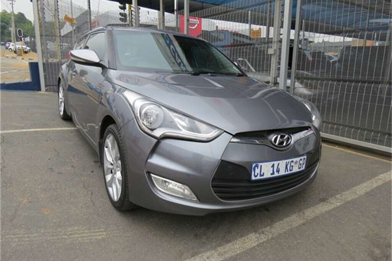 2013 Hyundai Veloster 1.6 Executive