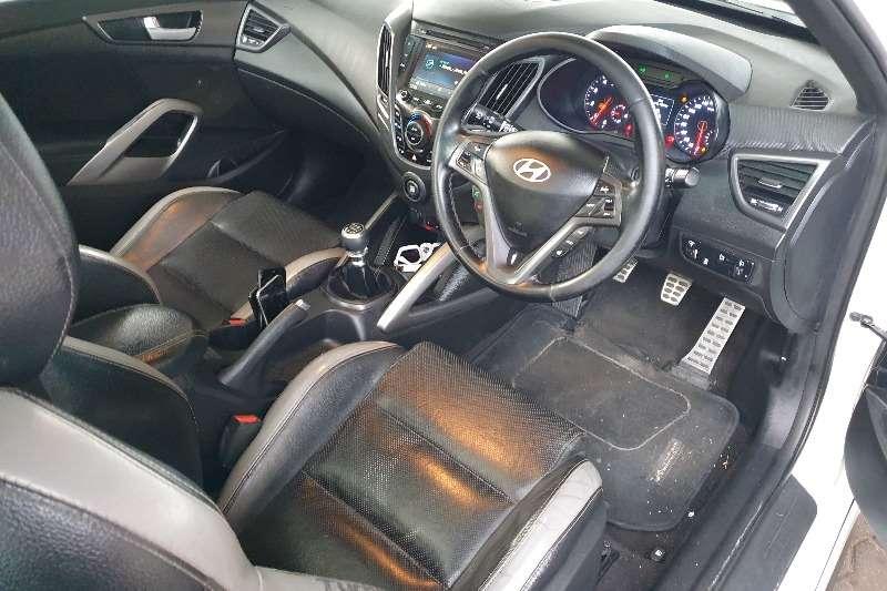 2015 Hyundai Veloster Veloster Turbo Elite