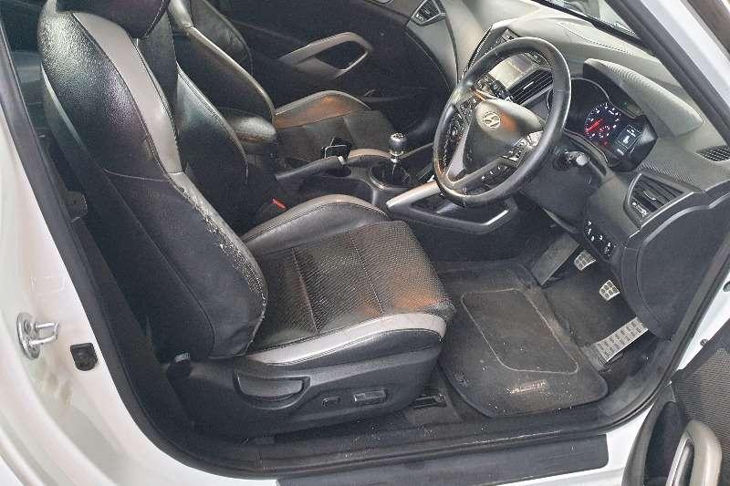 Used 2015 Hyundai Veloster Turbo Elite