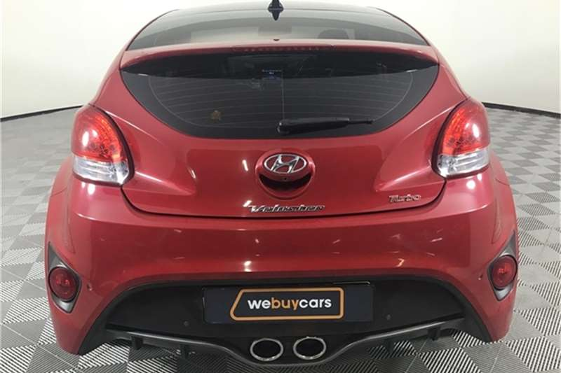 Hyundai Veloster Turbo Elite 2016