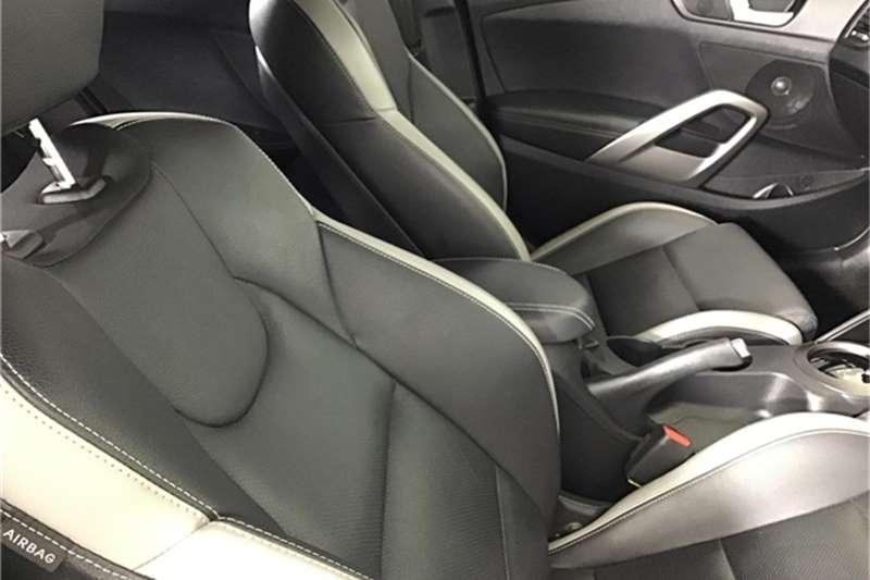 Hyundai Veloster Turbo Elite auto 2017