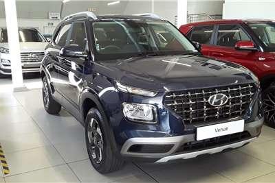 New 2020 Hyundai Venue VENUE 1.0 TGDI FLUID