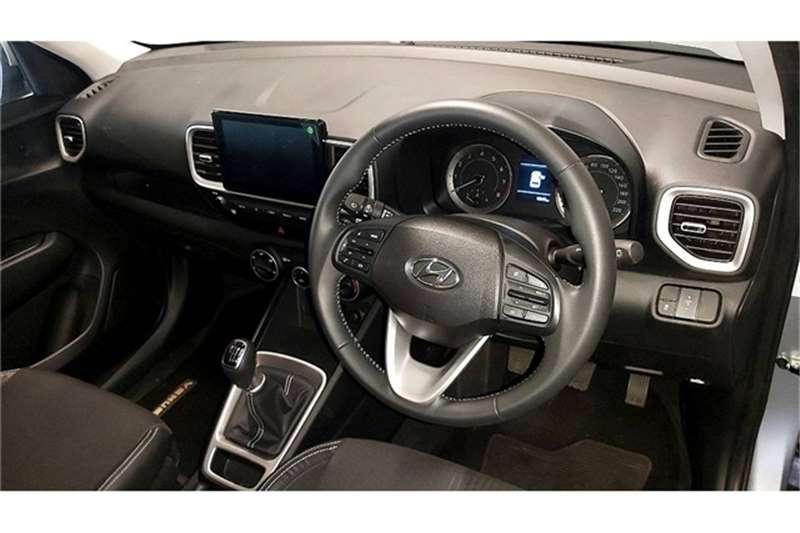 Used 2020 Hyundai Venue VENUE 1.0 TGDI FLUID