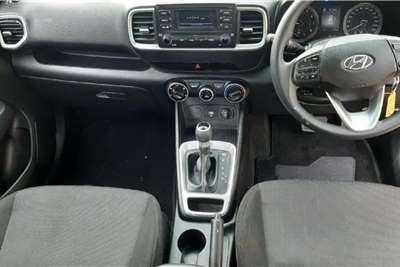 Used 2021 Hyundai Venue VENUE 1.0 TGDI FLUID