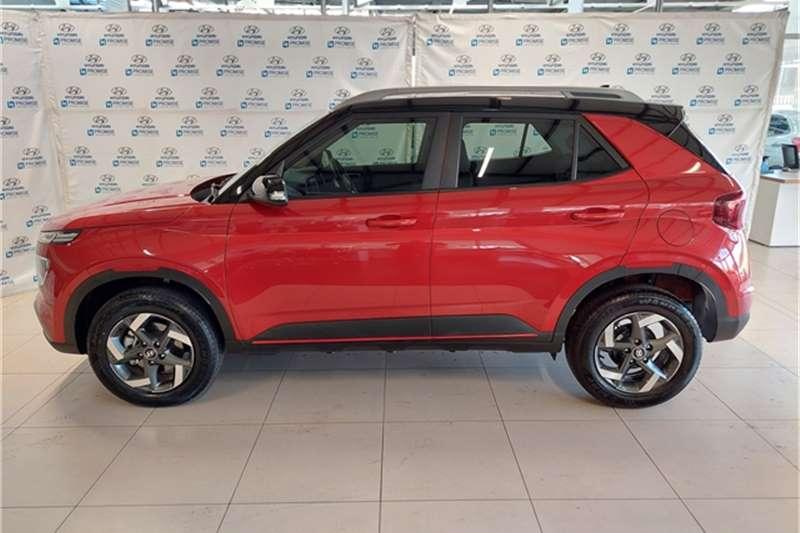 2021 Hyundai Venue VENUE 1.0 TGDI FLUID