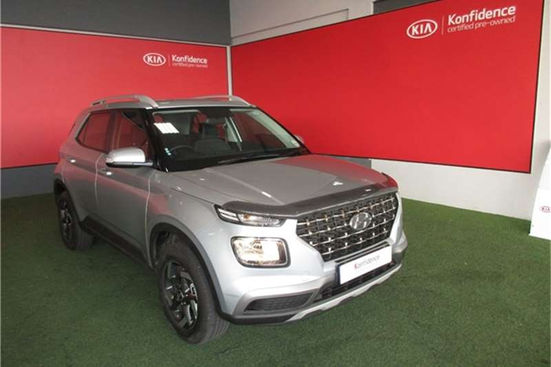 Hyundai Venue 1.0 TGDI FLUID DCT 2020