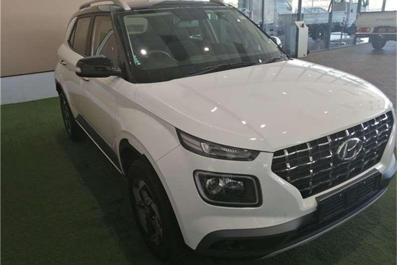 Hyundai Venue 1.0 TGDI GLIDE DCT 2020