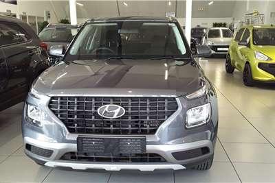 New 2020 Hyundai Venue VENUE 1.0 TGDI MOTION