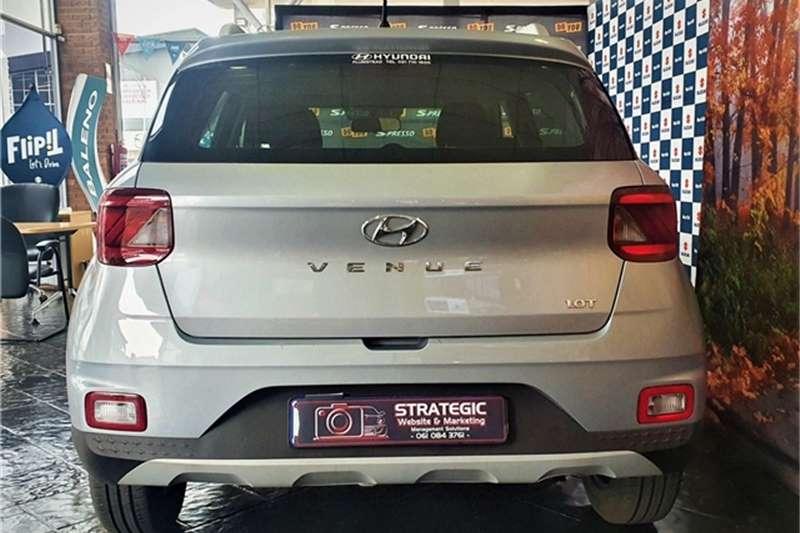 Used 2020 Hyundai Venue VENUE 1.0 TGDI MOTION