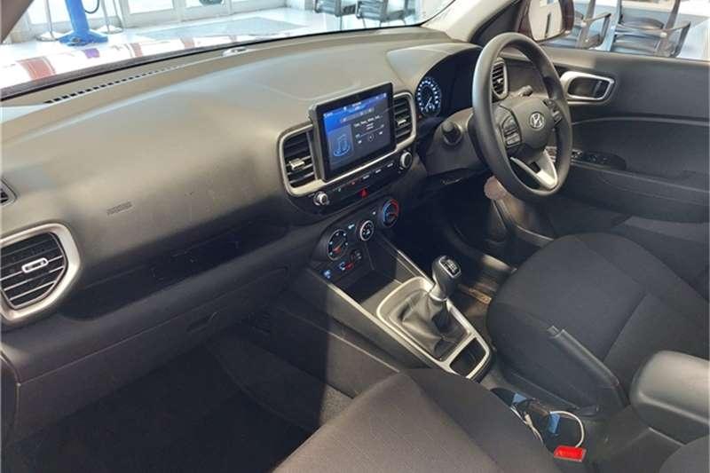 Used 2021 Hyundai Venue VENUE 1.0 TGDI MOTION