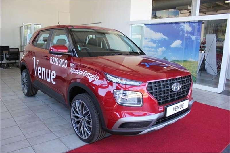 Hyundai Venue 1.0 TGDI MOTION DCT 2020
