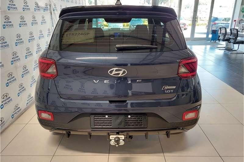 Used 2021 Hyundai Venue VENUE 1.0 TGDI MOTION LTD ED