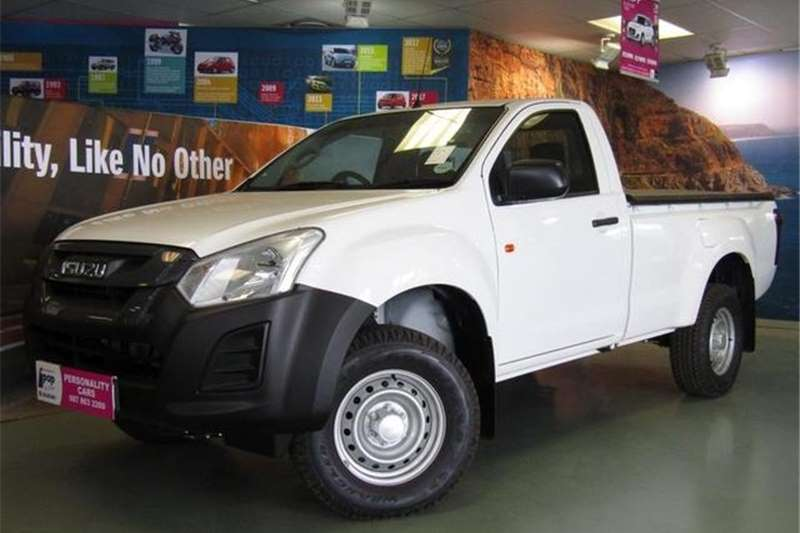 Isuzu D MAX 2.5 TD Fleetside Safety 2019