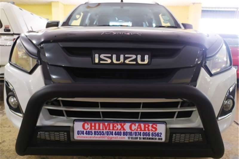 Used 2020 Isuzu D-Max Double Cab