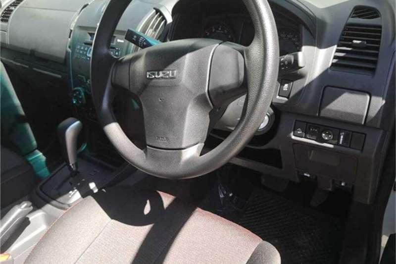 Isuzu D-Max Double Cab D MAX 250 HO HI RIDER A/T D/C P/U 2021