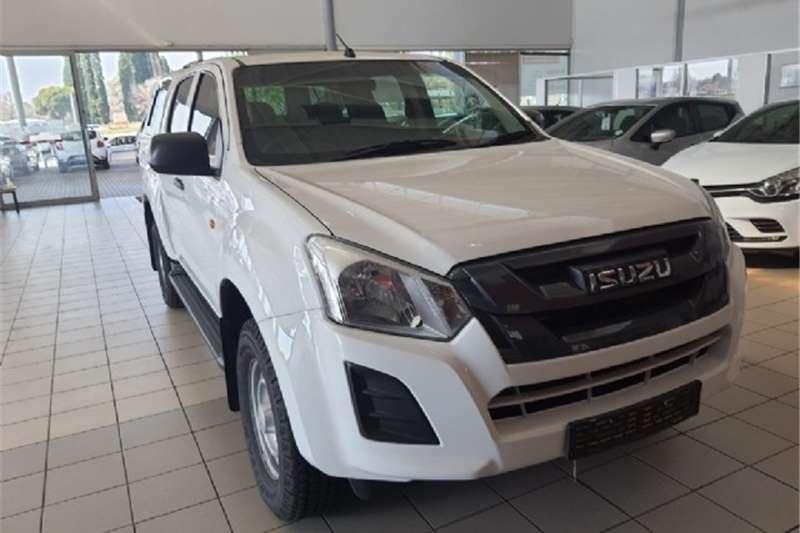 2021 Isuzu D-Max double cab D-MAX 250 HO HI-RIDER A/T D/C P/U