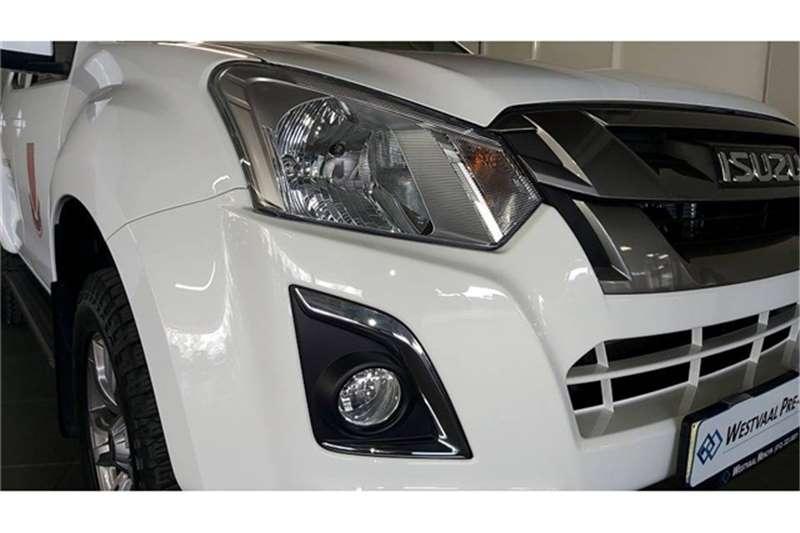 Isuzu D-Max double cab D-MAX 250 HO LE A/T D/C P/U 2021