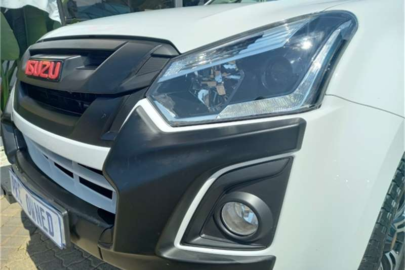 2021 Isuzu D-Max double cab D-MAX 250 HO X-RIDER A/T D/C P/U