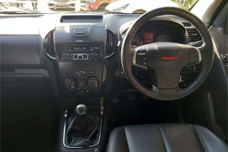 Used 2018 Isuzu D-Max Double Cab D MAX 250 HO X RIDER D/C P/U