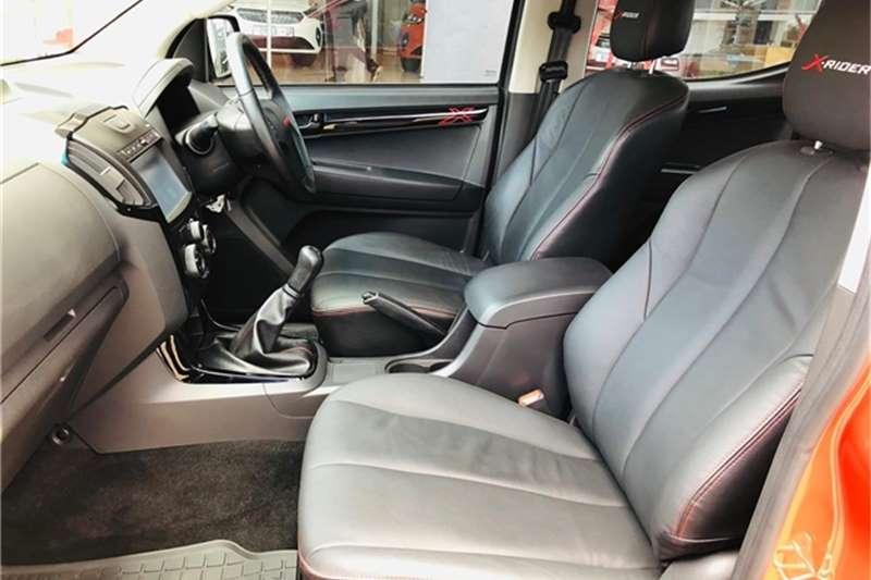 Isuzu D-Max double cab D-MAX 250 HO X-RIDER D/C P/U 2019