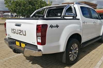 Isuzu D-Max Double Cab D MAX 300 LX 4X4 A/T D/C P/U 2021