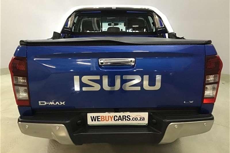 Isuzu D-Max Double Cab D MAX 300 LX A/T D/C P/U 2019