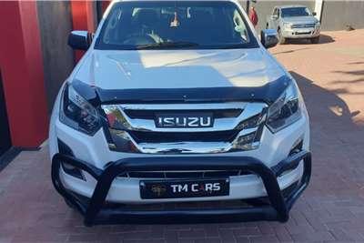 2019 Isuzu D-Max double cab D-MAX 300 LX A/T D/C P/U